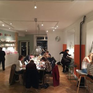 what to do in Copenhagen on a rainy day - creative space